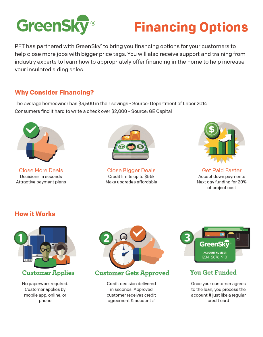 Greensky Progressive Foam Technologies