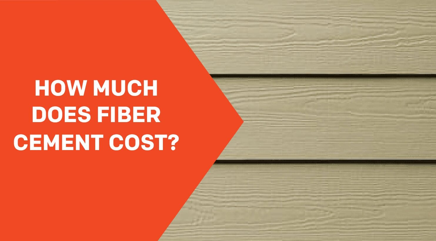 Fiber Cement Siding Cost A Guide To Pricing Estimates And Roi