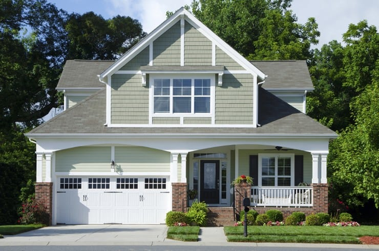 Craftsman-style-home